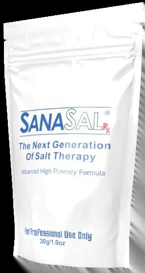 SansalRX Advanced halogenerator salt